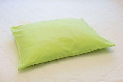 Puuvilla padjapüür Roheline 50x60