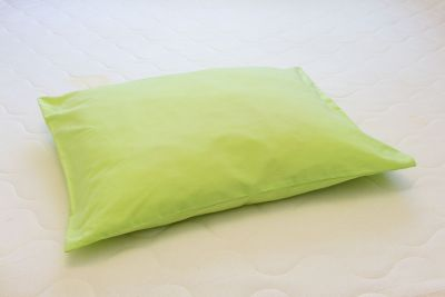 Puuvilla padjapüür Roheline 50x70