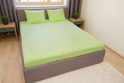 Puuvilla aluslina Roheline 150x220 cm