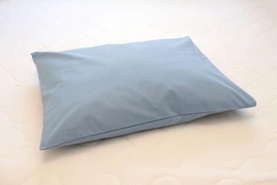 Puuvilla padjapüür Sinine 50x60