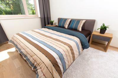 Puuvilla voodipesu komplekt Haki 220x210 +50x70