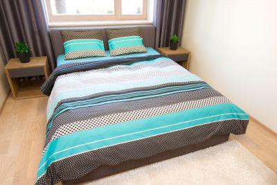 Puuvilla voodipesu komplekt Zigo 240x210 +50x70