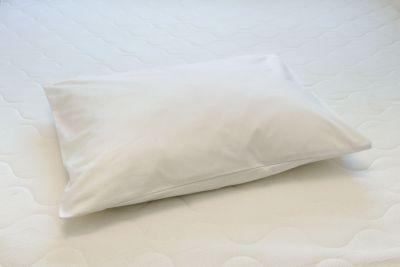 Puuvilla padjapüür Valge 50x60