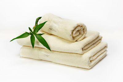 DOSSA Bambusrätik 30x50 elevandiluu